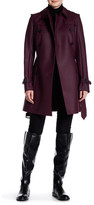 Hunter Rubber Trench Coat