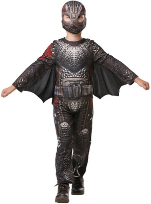 How to Train Your Dragon Deluxe Battlesuit Hiccup Costume