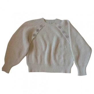 Joie White Wool Knitwear for Women