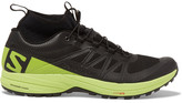 Salomon Xa Enduro Trail Running Sneakers - Black