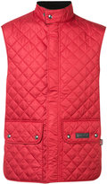 Belstaff quilted gilet - men - Polyester/Acetate/Cupro - 48