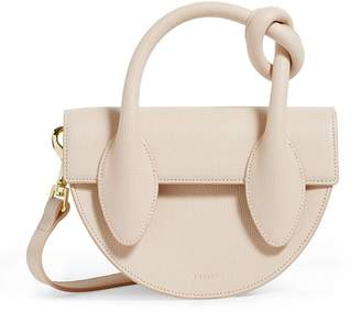 Yuzefi Leather Dolores Knot Bag
