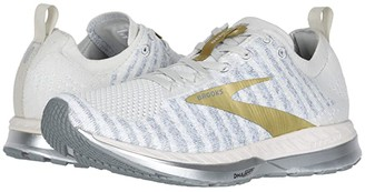 Brooks Bedlam 2 (White/Grey/Gold) Women's Running Shoes