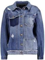 Only ONLTATIANA MIX Denim jacket medium blue denim