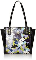 Anne Klein Front Runner Shopper Tote Bag
