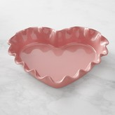 Emile Henry Ruffled Heart Dish
