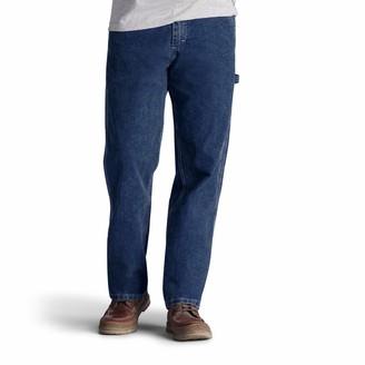 Lee Uniforms Lee Men's Big-Tall Carpenter Jean