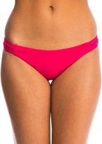 Roxy Swimwear Sunset Paradise 70s Braided Bikini Bottom 8138207