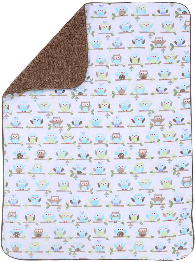 Triboro Quilt Mfg Co Just Born Babywise Blanket