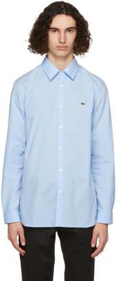 Lacoste Blue Stretch Slim Fit Shirt