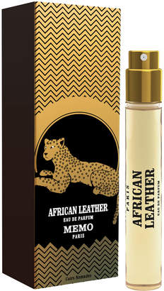Memo Paris African Leather Travel Spray Refill, 0.3 oz./ 10 mL