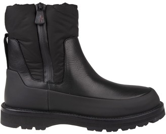 Moncler Black Rain Dont Care Woman Ankle Boot