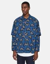 Oamc Overlay Shirt