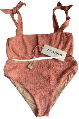 Zulu & Zephyr Other Lycra Swimwear