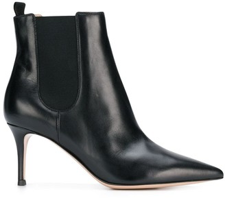 Gianvito Rossi Pointed Toe Boots