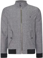 Peter Werth Jay Full Zip Bomber Jacket