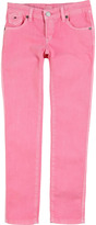 Tommy Hilfiger Skinny fit faded pink trousers