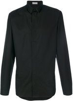 Christian Dior concealed fastening shirt - men - Cotton - 40