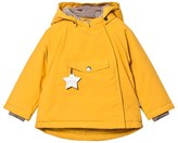 Mini A Ture Wang, M Jacket Mineral Yellow