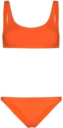 Reina Olga Rocky crop bikini set