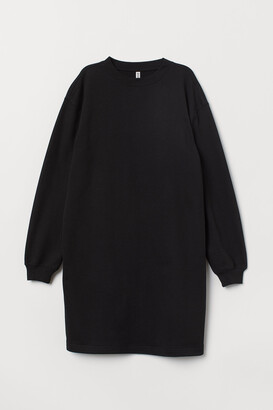 H&M Short sweatshirt dress