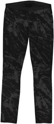 Helmut Lang Black Cotton - elasthane Jeans