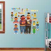 Fathead Sesame Street Bert & Ernie Wall Decals by