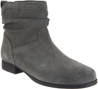 Koolaburra By Ugg by UGG Slouchy Suede Mid Boots - Lorelei