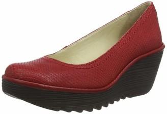 Fly London Women's Yoni Wedge Shoes