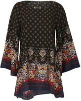 Izabel London *Izabel London Black Long Sleeved Dress