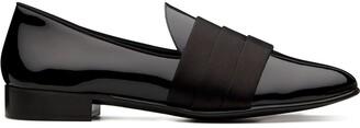 Giuseppe Zanotti Slip-On Patent Loafers
