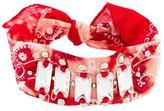 Dannijo 'Harrison' bandana necklace