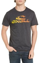 O'Neill Men's Extra Logo Graphic T-Shirt