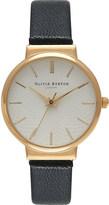 Olivia Burton The hackney gold-plated watch