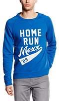 Mexx Men's Sweatshirt - Blue -