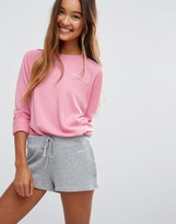 Jack Wills Pink Sweatshirt
