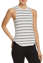 Frame '70s Double Stripe Fitted Tank
