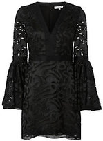 Alexis Behati Flare Sleeve Dress