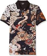 Just Cavalli Men's Desert Garden Polo Shirt