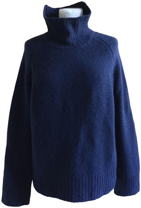 Zadig & Voltaire Navy Cashmere Knitwear for Women