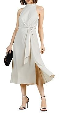 Ted Baker Halter Occasion Midi Dress