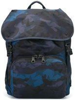 Valentino Garavani Valentino 'Camustars' backpack - men - Leather/Nylon - One Size