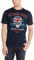 Liquid Blue Men's Gratefuld Dead Wembley Empire T-Shirt