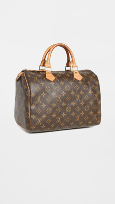 What Goes Around Comes Around Louis Vuitton Monogram Speedy 30 Bag
