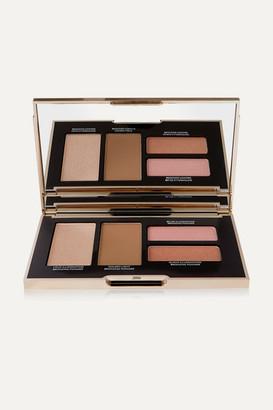 Bobbi Brown Take It To Glow Highlight And Bronzing Powder Palette - Gold