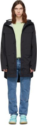 Canada Goose Black Seawolf Coat