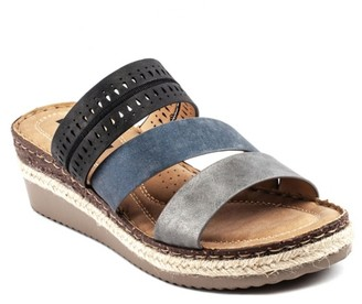 Good Choice Lupe Wedge Sandal