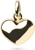 Links of London 18-carat gold heart charm