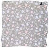 Saks Fifth Avenue Floral Print Silk Scarf