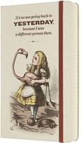 Moleskine Large Alice in Wonderland 2018 Twelve-Month Daily Planner
